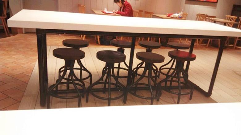 Sgabelli sedute studio scuola arredo vintage industriale pub