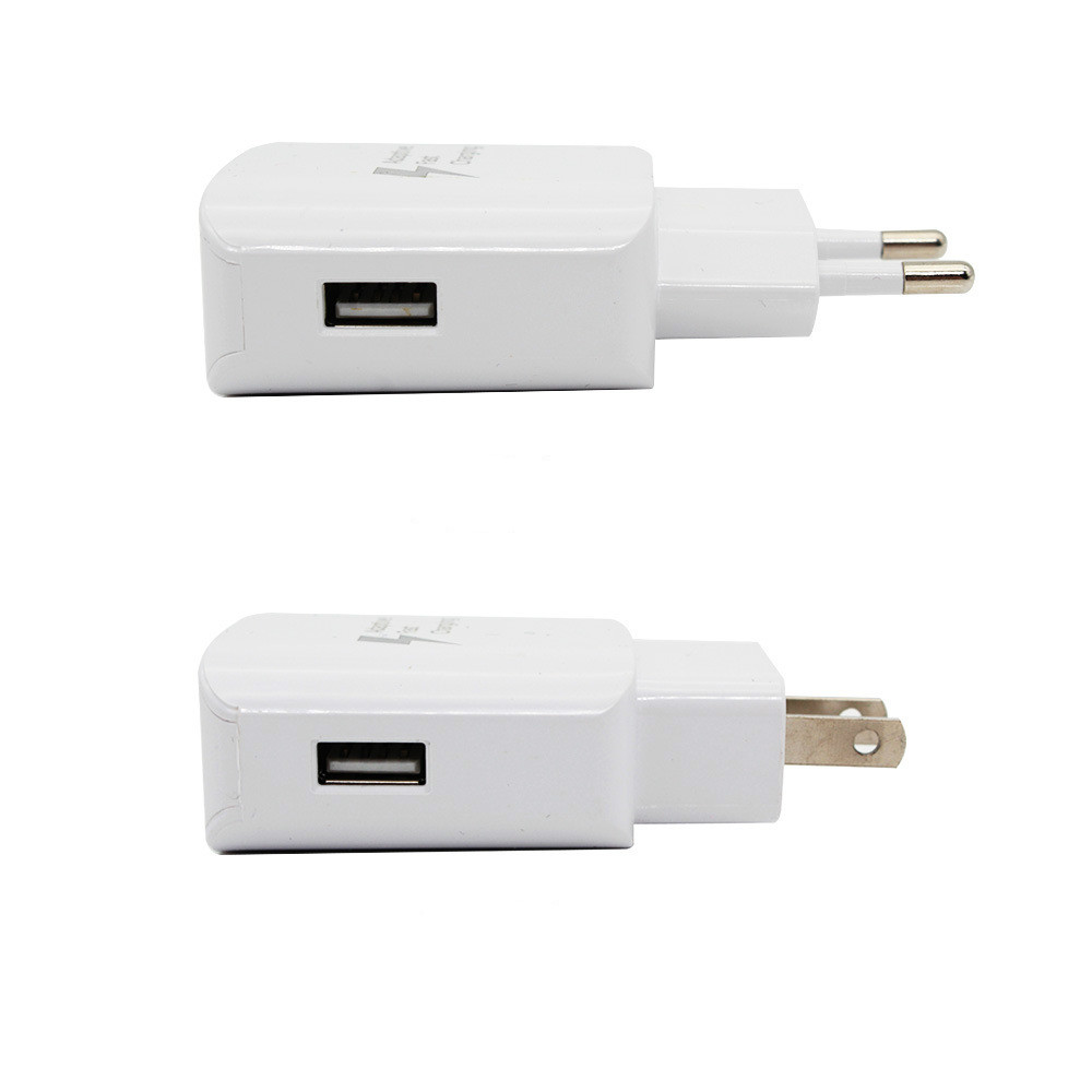 Image 5 - USB Phone Charger EU US type Fast Charger QC2.0 with Free charg Cables compatible for iphone samsung huawei xiaommi wall Charger-in Mobile Phone Chargers from Cellphones & Telecommunications