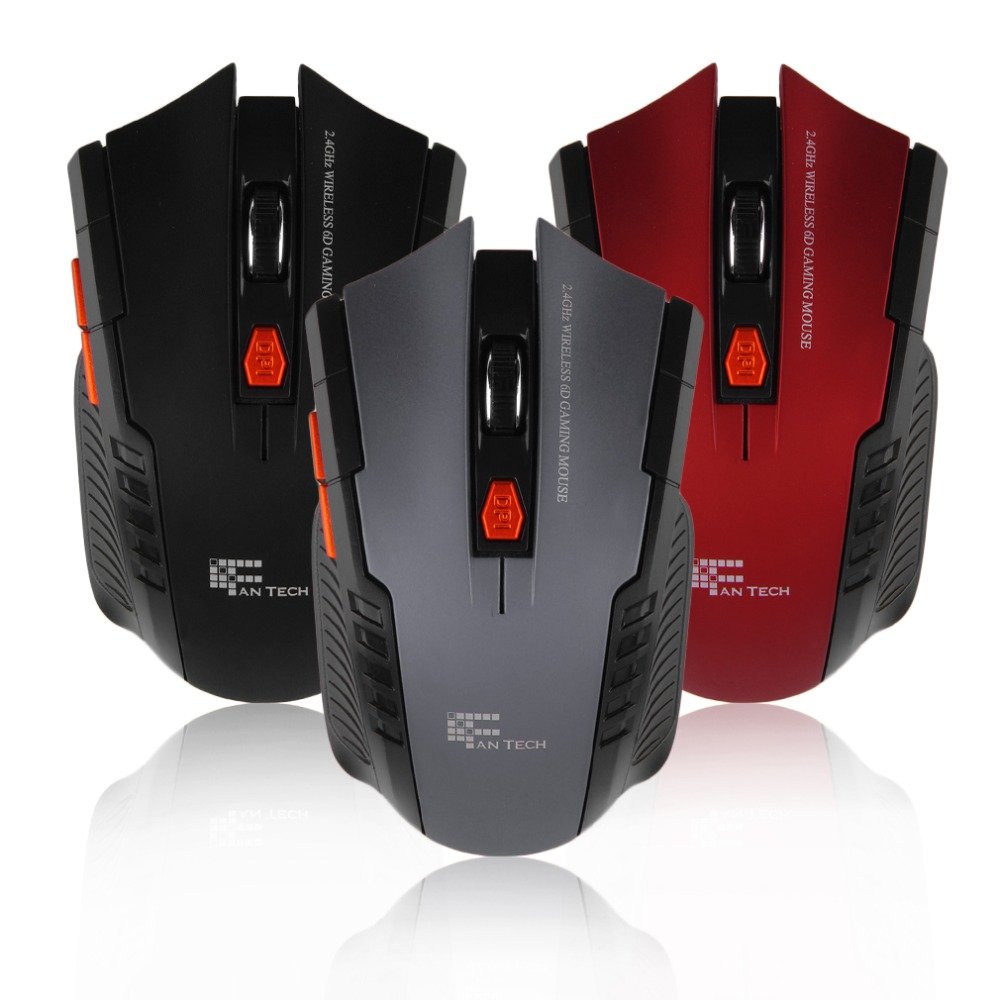 fantech mini 2 4ghz usb 2 0 wireless mouse 6d gaming. Black Bedroom Furniture Sets. Home Design Ideas