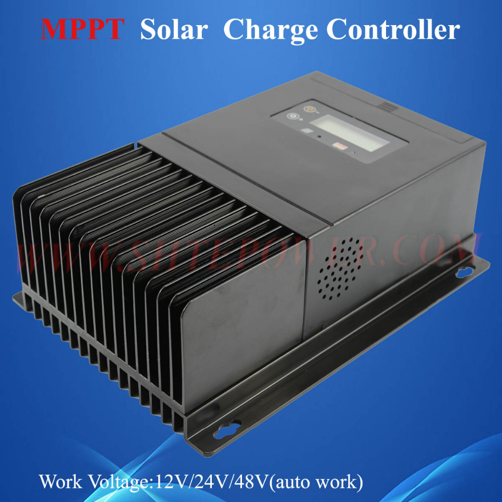 off grid system use 12v 24v 48v automatic controller,45a 150v mppt solar charge controller land use information system