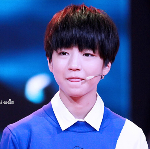 Tfboys Wang Junkai Wig Male Small Handsome Short Hair Fluffy Cute Korean Teenage Boy Real Mens