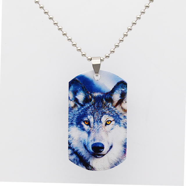 Kette fur dog tag