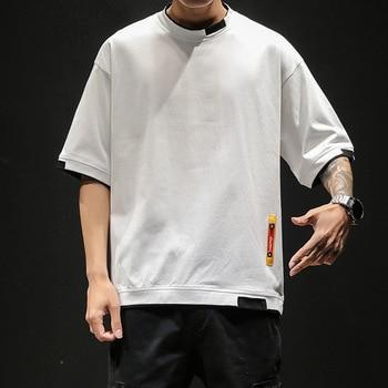 Hip hop streetwear ανδρικό μπλουζάκι