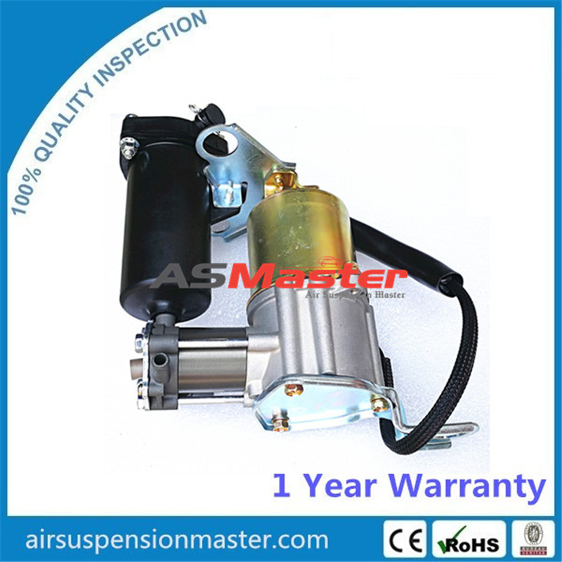 OE#4891060040,4891060041,4891060042 air compressor for air suspension with Height Control Dryer for Toyota Land Cruiser 150 image