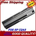 JIGU Laptop Battery For HP dv6-4000 dv6-6100 for pavilion DM4 DV3 DV5 DV6 DV7 G4 G6 G7 G72 G62  CQ42 CQ43 CQ56 CQ62 CQ72 MU06