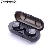 TenYua TWS R160 Mini Bluetooth Earphone With Microphone Twin