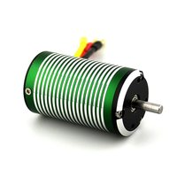 X TEAM XTI 3660 3800KV 5mm Brushless Sensorless Motor for 1:8 RC Car Buggy/500 650mm RC Boat Ship/80mm EDF Parts