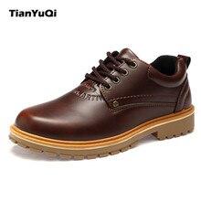 Tian YuQi 2017 Men Casual Shoes men High quality Fashion Shoes Brand Genuine leather men Flats,Soft leather men Male Moccasins