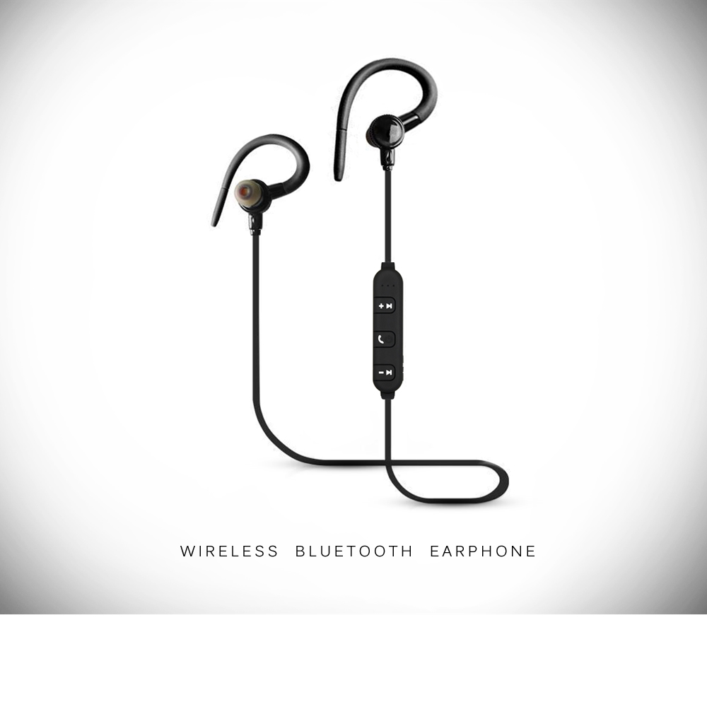 Wireless Headphones Bluetooth Earphone For Phone Sports Stereo Auriculares Bluetooth Headset Earbuds Earpiece mini bluetooth v4 2 noise cancelling earphone double wireless earbuds support tws headphones awei t1 headset earpiece for phone
