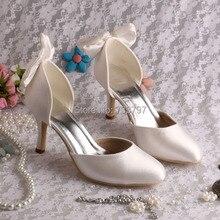 (20 Цветов) Роскошный Летние Туфли для Женщин Свадьба Свадебная Обувь Биг Боу Вернуться Сандалии