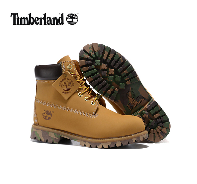 timberland camouflage