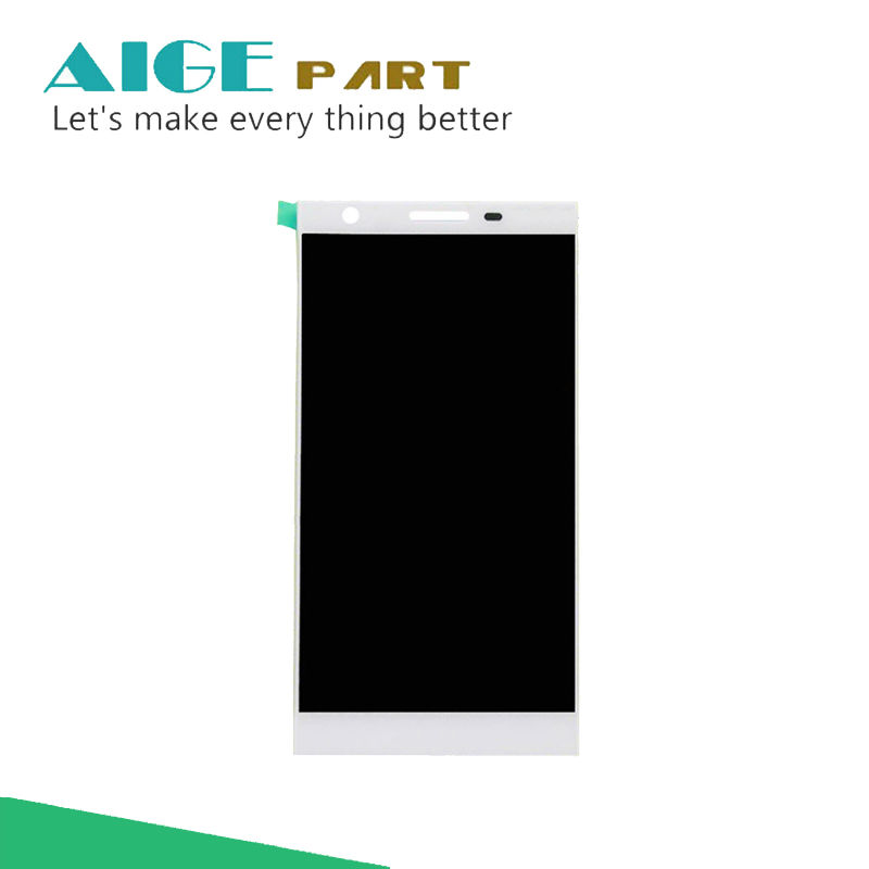 ФОТО 5.0 inch LCD DIsplay Touch Screen Digitizer Assembly Replacement For ZTE Little Star s2003 Geek 2 Free Shipping 1280*720