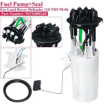 Car Electric Fuel Pump Assembly+ Seal For Land Rover for Defender 110 TD5 1998-2006 #WFX000260  Fuel Supply Fuel Pump