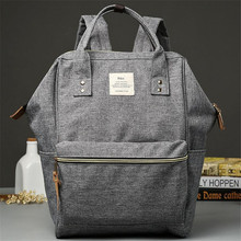 2016 Hot sale High Quality Men Male Nylon College School Student Backpack Casual Rucksacks Women Vintage Travel Bag