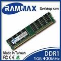 1 ГБ комплект (1GBx2) DDR PC3200 НАСТОЛЬНЫХ Память Ram Модулей (184-контактных LO-DIMM 400 МГц) высокая совместимость со всеми бренда материнские платы ПК