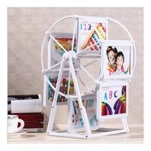 Photo Frame European Windmill 2 Inch Ferris Wheel Combination 12 Photos