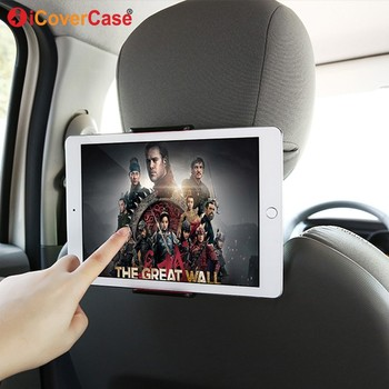 Car Phone Holder Back Seat Tablet Stand Bracket Huawei Mediapad X2 X1 T3 7 10 M3 Lite M5 P20 Lite for iPhone XS Max X Samsung S9