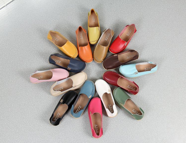AH912 (1) women's loafers shoe