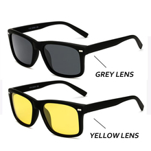 New Unisex Photochromic Polarized Sunglasses Men Vintage Driving Sun glasses Goggles Women Square Sports Gafas de sol