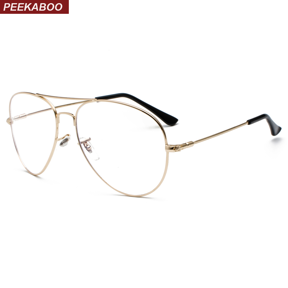 Men's Eyewear Frames Eyeglasses Frame Men Women Decoration Glasses For Man Women Large Thick Pc Spectacles Black Vintage Retro Big High Resilience