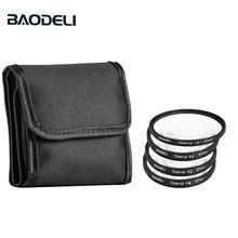 Baodeli один Комплект фильтров для объектива камеры концепция