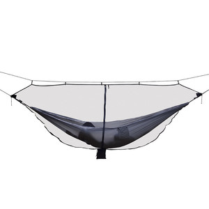 Image 1 - Lightweight Hammock Bug Mosquito Net Fits All Hammocks Outdoor Double Single Hammocks Outfitters Compact Mesh Insect Easy Setup