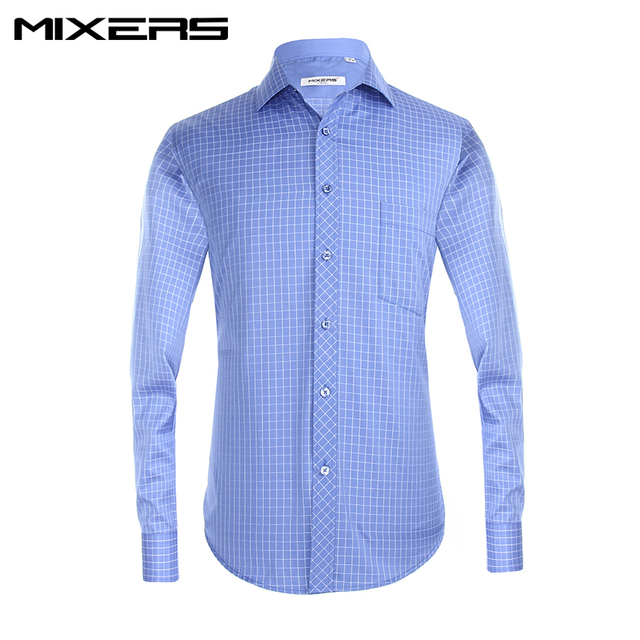 New Arrival 2018 Formal Dress Shirt Men Long Sleeve High Quality Classic Purple Casual Shirts Mens Clothes Social Big Size 4XL 3