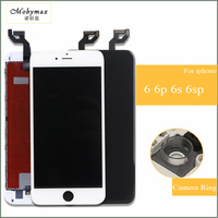 Mobymax AAA Quality LCD Screen For IPhone 4 4s 6 6p 6s Display Assembly Replacement With