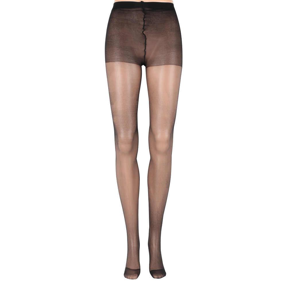 เซ็กซี่ Breathable Pantyhose บาง Sheer Tights Full เท้าผอมกางเกงฤดูร้อนถุงน่องยาว 4 สีคุณภาพสูง