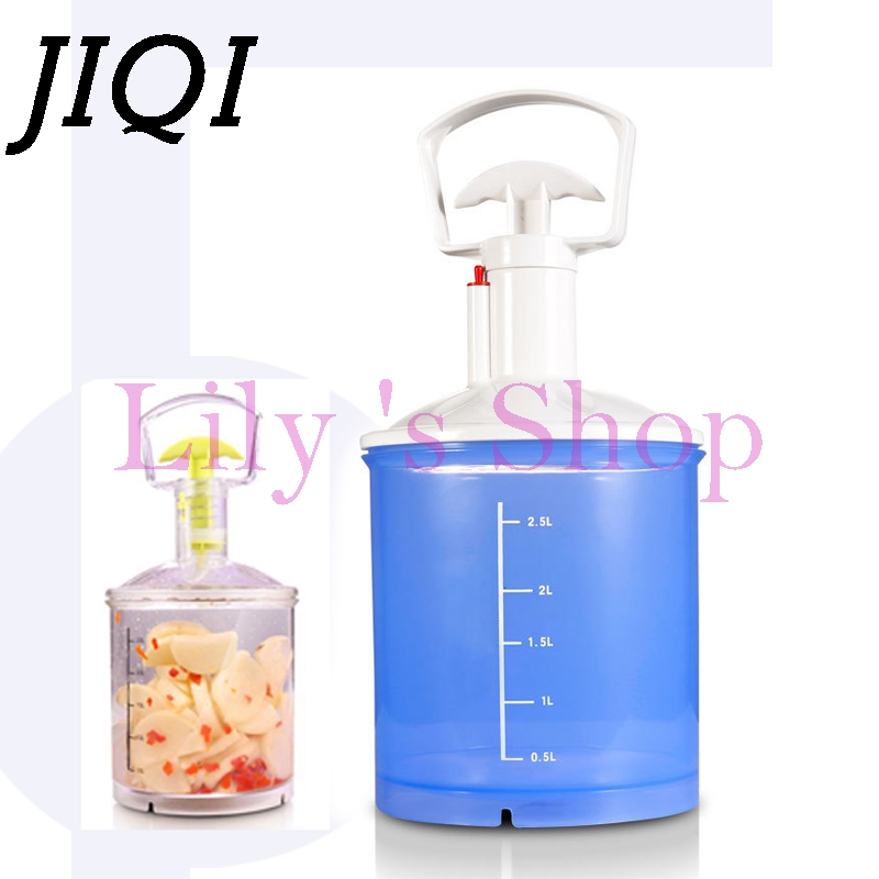 Manual vacuum pickled machine vacuum food Tumbling marinator household Tumbler portable pickled marinate meat vegetable machine 7l electric vacuum food pickling machine household vacuum food marinated machine commercial meat fried chicken marinator ka 6189