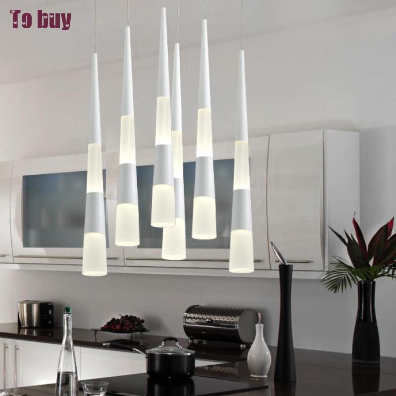 ФОТО Modern Led Crystal Pendant Lights Led 110v-220v For Decor Loft Led Light Fixtures For Dining Room Luminaire Suspendu