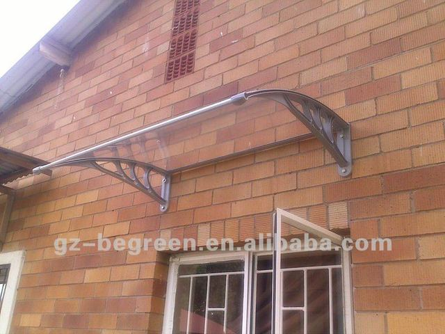 100x240 cm 39.37x94.5in YP100240-alu abrigo do suporte de alumínio, toldos, janela da copa, porta toldo marquesinas puertas