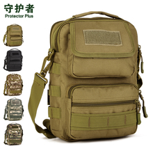 Protector Plus K302 Outdoor Sports Bag Camouflage Nylon Tactical Military Messenger Ipad