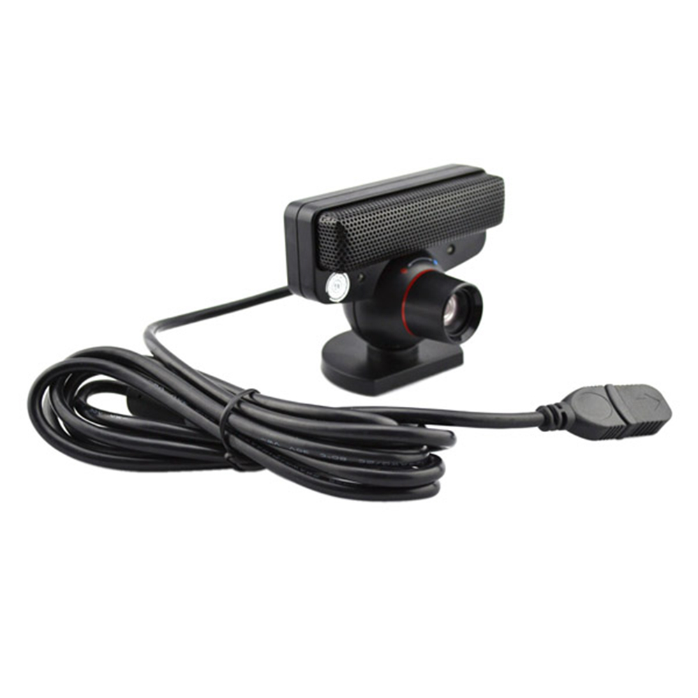 For Sony For Playstation 3 For PS3 game Controller USB Move Motion Eye Camera image