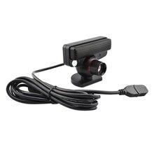 Sony Playstation 3 için PS3 oyun denetleyicisi USB hareket göz kamera
