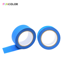 цена на Blue Painters Heat Tape Resistant High Temperature Polyimide Adhesive Part Heated Bed Protect Heating 3D Printers Dropshipping
