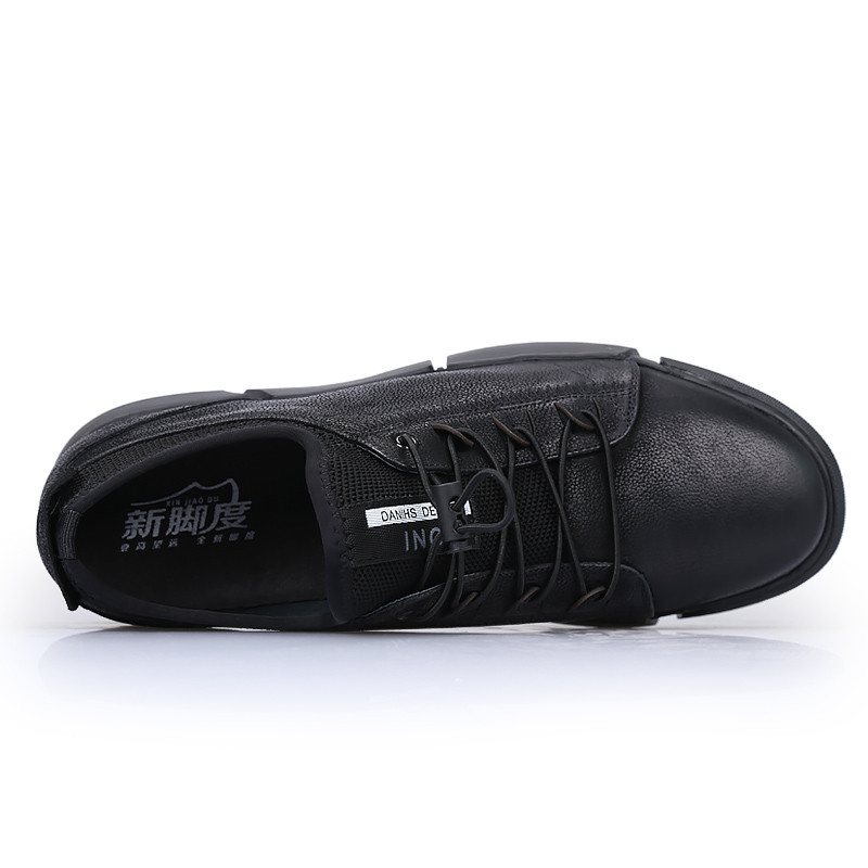 Homens g18180 5 Altura 6 601 6cm Confortáveis X19 Tênis Aumento Sports Couro De Casuais Dos Cm Alta Nova Elevador Taller Sapatos Invisível Ao 5 Livre Ar gqw6YO4