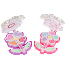 Princess Makeup Flower Children's Makeup Toy Set Girls Makeup Training Kids Birthday Gift Play House Cosmetics Pretend Play Toys(China)