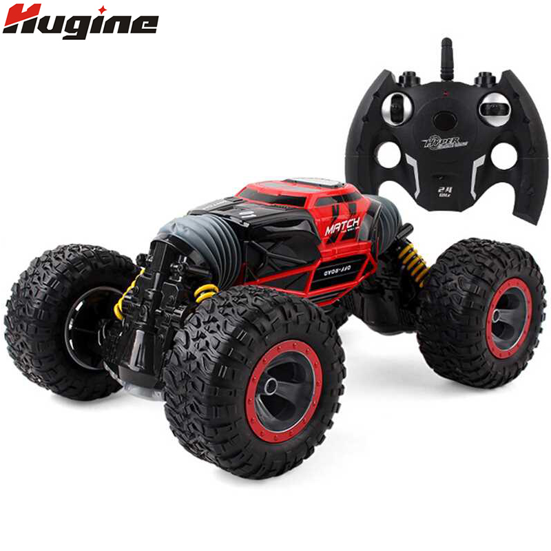 Larger RC Cars Deformation 4WD Remote Control Monster Truck Off-Road High Speed Vehicle Stunt Crawler Car Electronic Toy Hobby