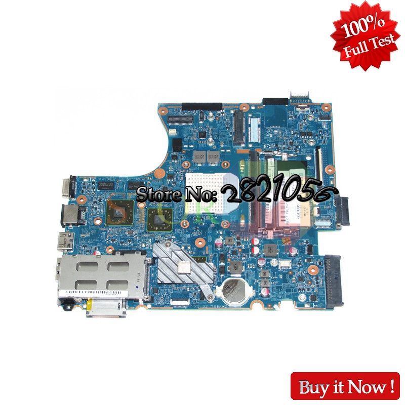 NOKOTION Laptop Motherboard for hp probook 4525s 613212-001 socket s1 HD 5470 DDR3 Fully Tested 683495 001 for hp probook 4540s 4441 laptop motherboard pga989 hm76 ddr3 tested working
