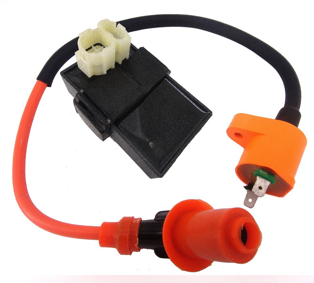 small resolution of performance ignition coil dc cdi kymco sym vento scooter gy6 engine parts