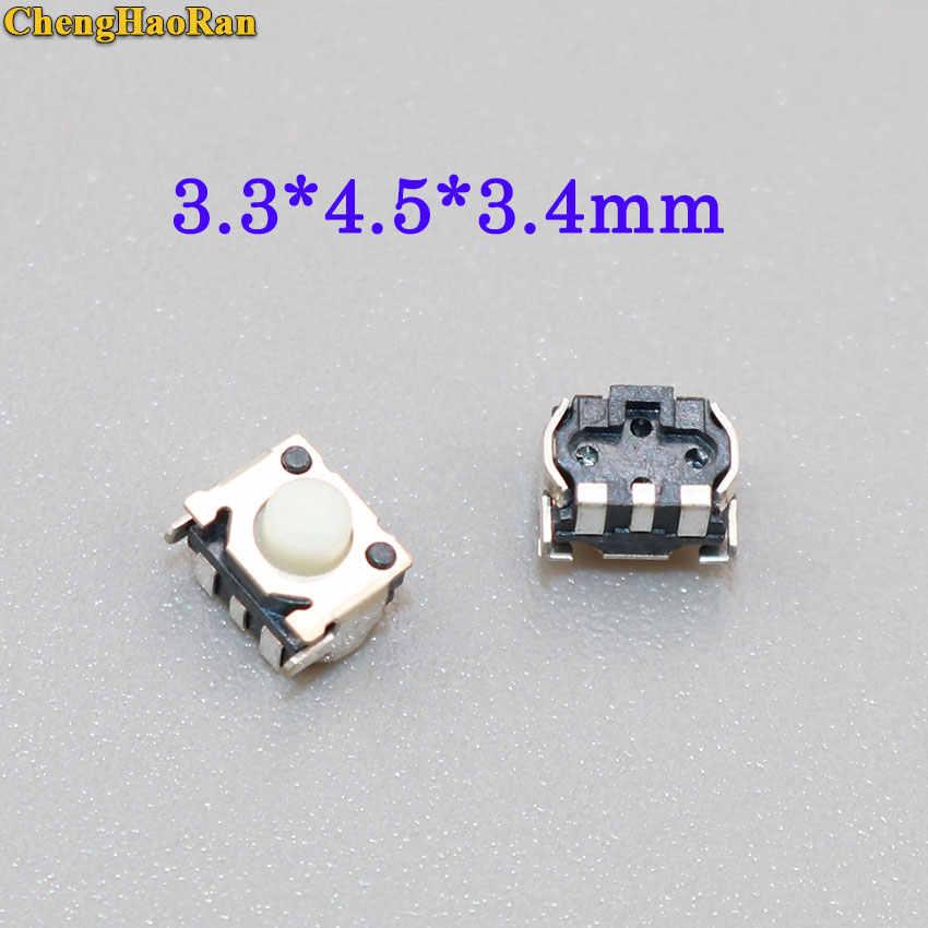 150PCS 4mmx4mmx2mm 4Pins SMD Momentáneo Pulsador Tact Tactile Micro Switches