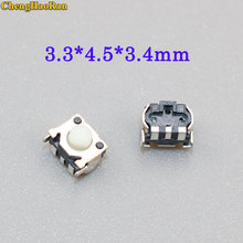 ChengHaoRan 5pcs 3*4 mm SMD Tact Switch 3X4mm Micro Push Button Tactile Switchs for digital camera цены онлайн