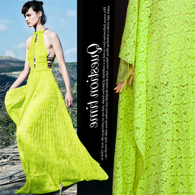 Aliexpress.com : Buy Embroidery fold couture fashion fabric, lace ...