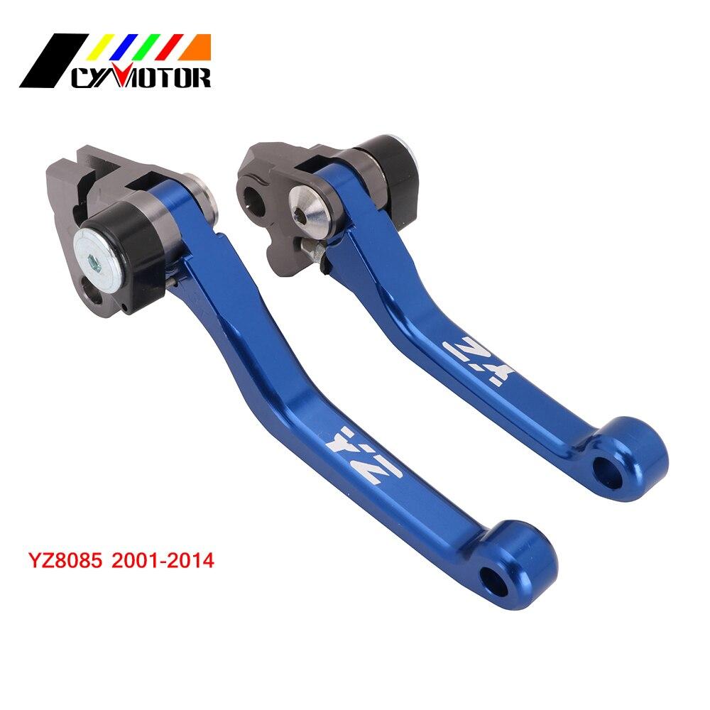 Motorcycle Short Stunt Clutch Lever Dirt Bike Universal Stunt Clutch Lever CNC 22mm 7//8 handlebar for YZ80 YZ85 YZ125 YZ250 YZ250F YZ400F YZ426F