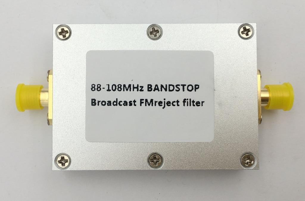 88-108 MHZ band stop filtro88-108 MHZ band stop filtro