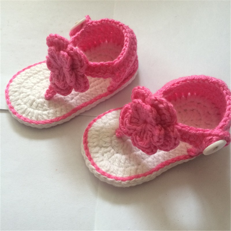 Qyflyxue crochet babyshones baby white flower flip flops crochet qyflyxue crochet babyshones baby white flower flip flops crochet baby shoes sizes 0 12 months in sandals clogs from mother kids on aliexpress mightylinksfo