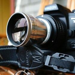 ADPLO 35mm to 90mm M42/C-FX Suit For M42/C Mount Lens to Fuji  FX Camera M42 Lens Adjustable Focusing Helicoid Macro Tube