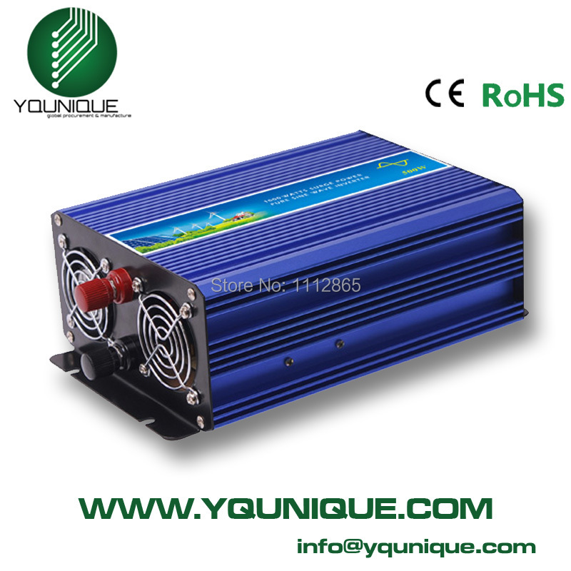 цены  500W Off Grid Pure Sine Wave Inverter,12/24V to 110/220V Solar Power Inverter