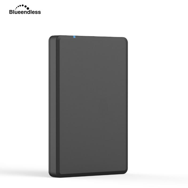 320G 500G 1TB Mobile HDD 2.5-inch Mobile Hard Disk Drive 1TB Optional USB3.0 Port Universal Mini Ultra-thin 1TB Mobile Hard Disk colorful 1tb